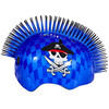 C-Preme Raskullz Eyepatch Pirate Mohawk - Casco de bicicleta Niños - azul